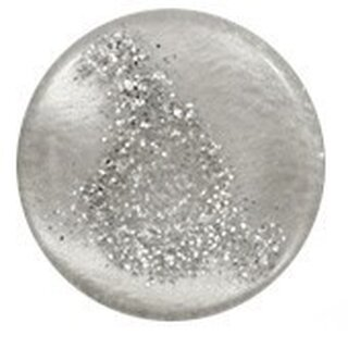 Polaris Cabochon, 12 mm, Stardust Light Silver Shade, 1 Stück