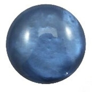 Polaris Cabochon, 20 mm, Pearl Shine Night Blue, 1 Stück