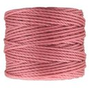 S-Lon TEX400 Heavy Bead Cord PINK - Ø 0.9 mm - Rolle mit...