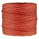 S-Lon TEX400 Heavy Bead Cord ORANGE - Ø 0.9 mm - Rolle...