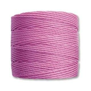 S-Lon TEX210 Bead Cord LIGHT ORCHID - Ø 0.5 mm - Rolle mit 70 Meter